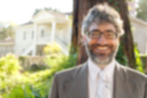 Haffa in front of Colton Hall.JPG