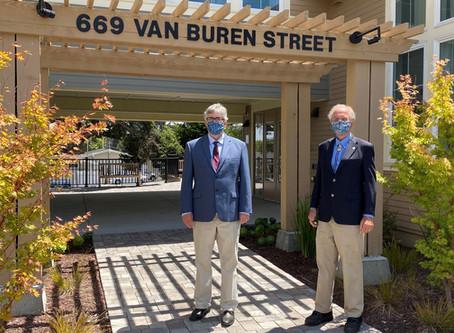 Monterey Mayor Clyde Roberson Endorses Alan Haffa