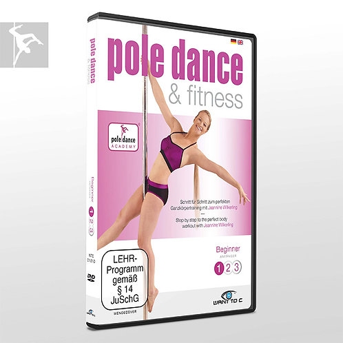 Pole Dance & Fitness DVD – Beginner 1
