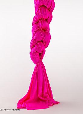Pink Aerial Silk - Luftakrobatiktuch 5m