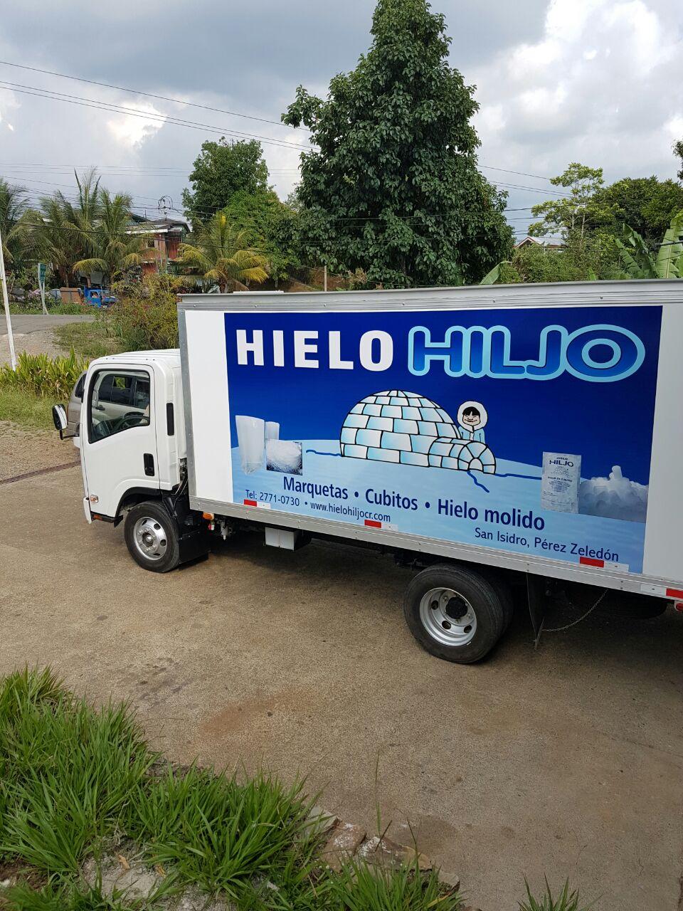 Nuestro camión para entregas