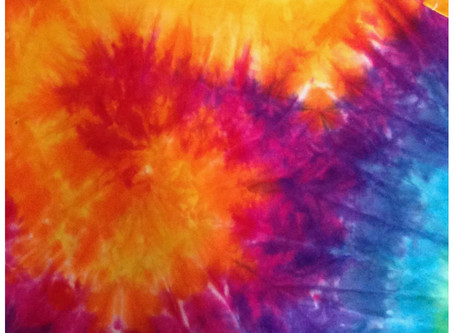 STEM, Creativity and Tie Dyeing