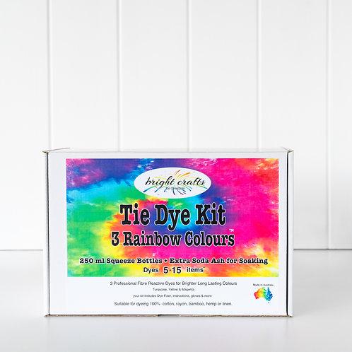 Rainbow Tie Dye Kit