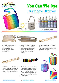 Bright Crafts 6 colour Stripes BAG.jpg