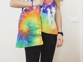 Tie Dye, it's older that you think!