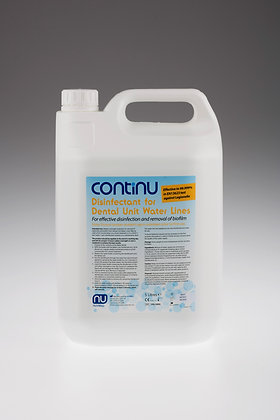 Continu Water Line Disinfectant 5L