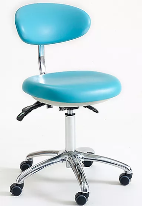 Small Dental Stool with Backrest (CDSDS)