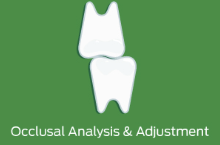 Occlusal Analysis & Adjustments
