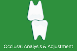 Occlusal Analysis & Adjustments