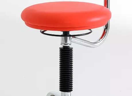 Assistant Stool with Rotating Arm High (CDSD2-H)