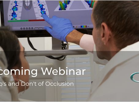 The Practical Do's and Don'ts of Occlusion                            16th September 2020 7:30pm UK