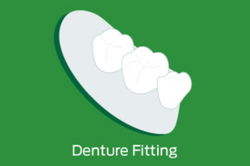 T-Scan on denture fittings