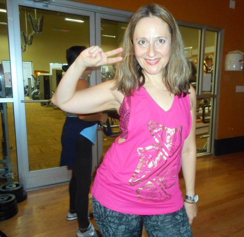 Get your Zumba on!