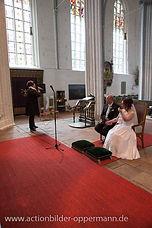 Gospelsängerin / Hochzeitssängerin Yasmin Reese / Hamburg