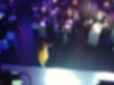 Yasmin Reese singt auf der weißen Nacht von Michael Niebuhr