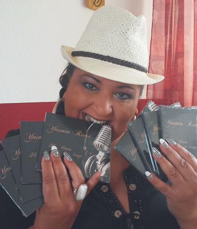 25 Years on Stage die neue CD von Yasmin Reese