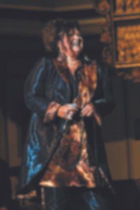 Sängerin Yasmin Reese aus Hamburg