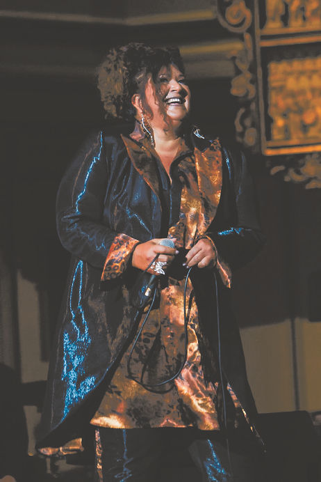Sängerin Yasmin Reese