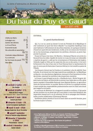 Du haut du Puy du Gaud n°18 en ligne