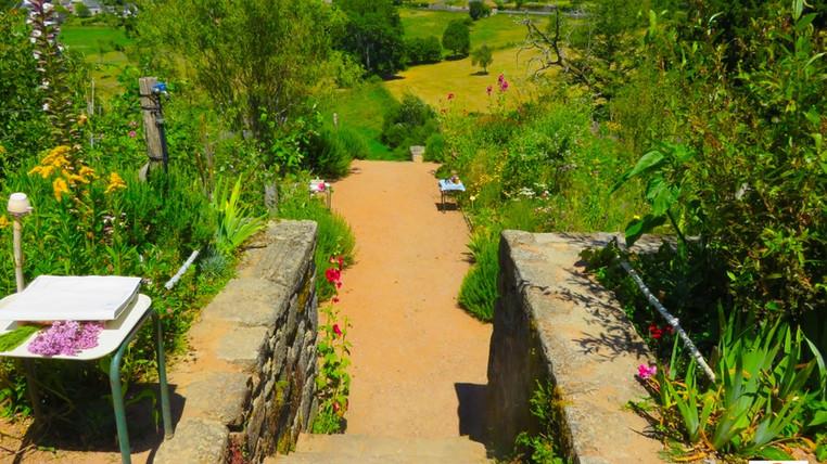 A la découverte des jardins de Bénévent