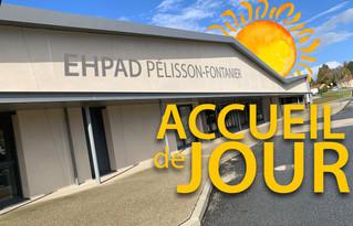 EHPAD Pélisson-Fontanier : l'accueil de jour, un nouveau service !