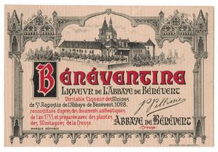Avec modération... histoire de la Bénéventine