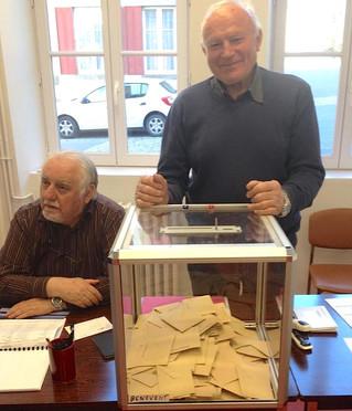 Elections : après le 1er tour