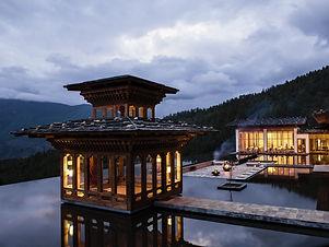 SSBTN Bhutan Thimphu Exterior_reflecting