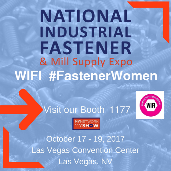 What WIFI Member's Need to Know for the 2017 International Fastener Expo
