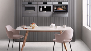 Miele ovens and cooktops