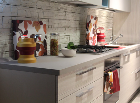 Five Key Design Elements of a Tiny Kitchen