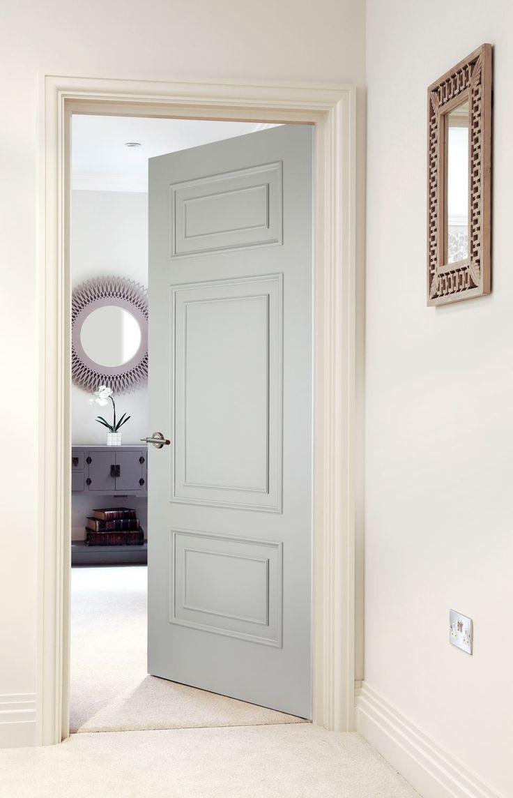 Internal door  panel door