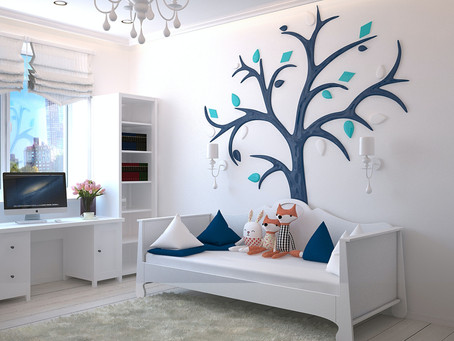 Styling Up a Kids Bedroom
