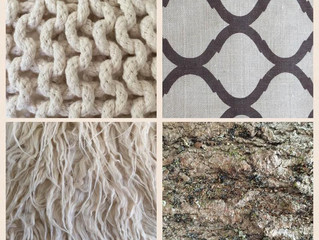 Back to the basics: tactile textures