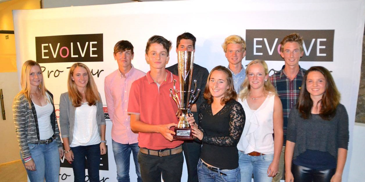 2014 Spanish Junior Winners