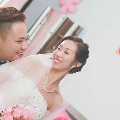 Han Chong & Thien An Wedding Day