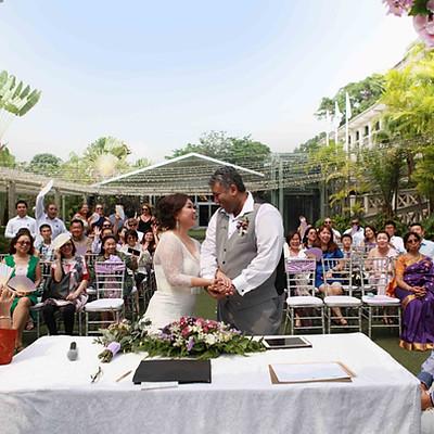 Govin & Iris Wedding