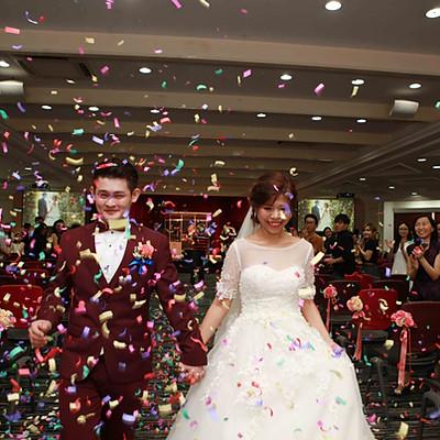 Sze Hian & Janice Wedding Day