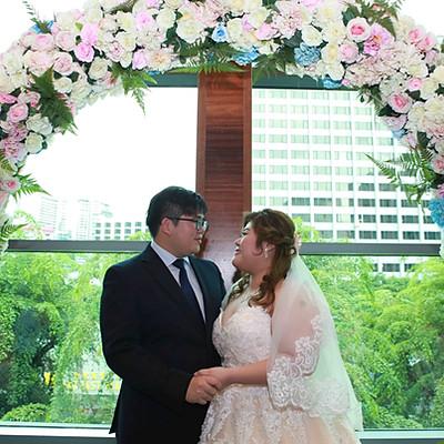 Bowen & Meiqi Wedding