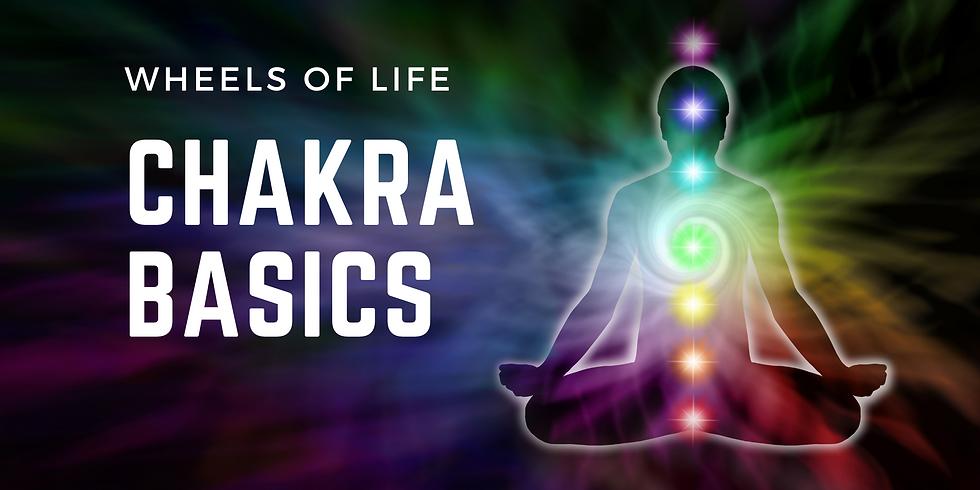 Wheels of Life - Chakra Basics