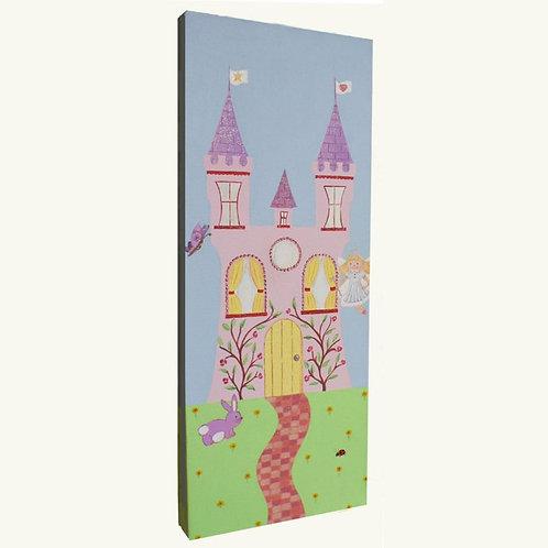 Fairy Castle Canvas Art
