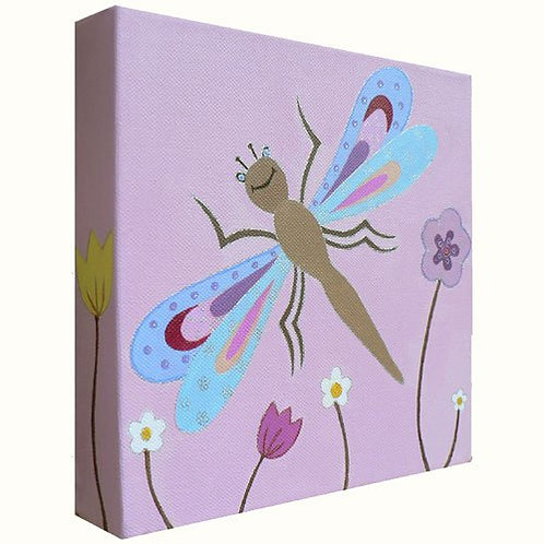 Dragonfly Canvas Art