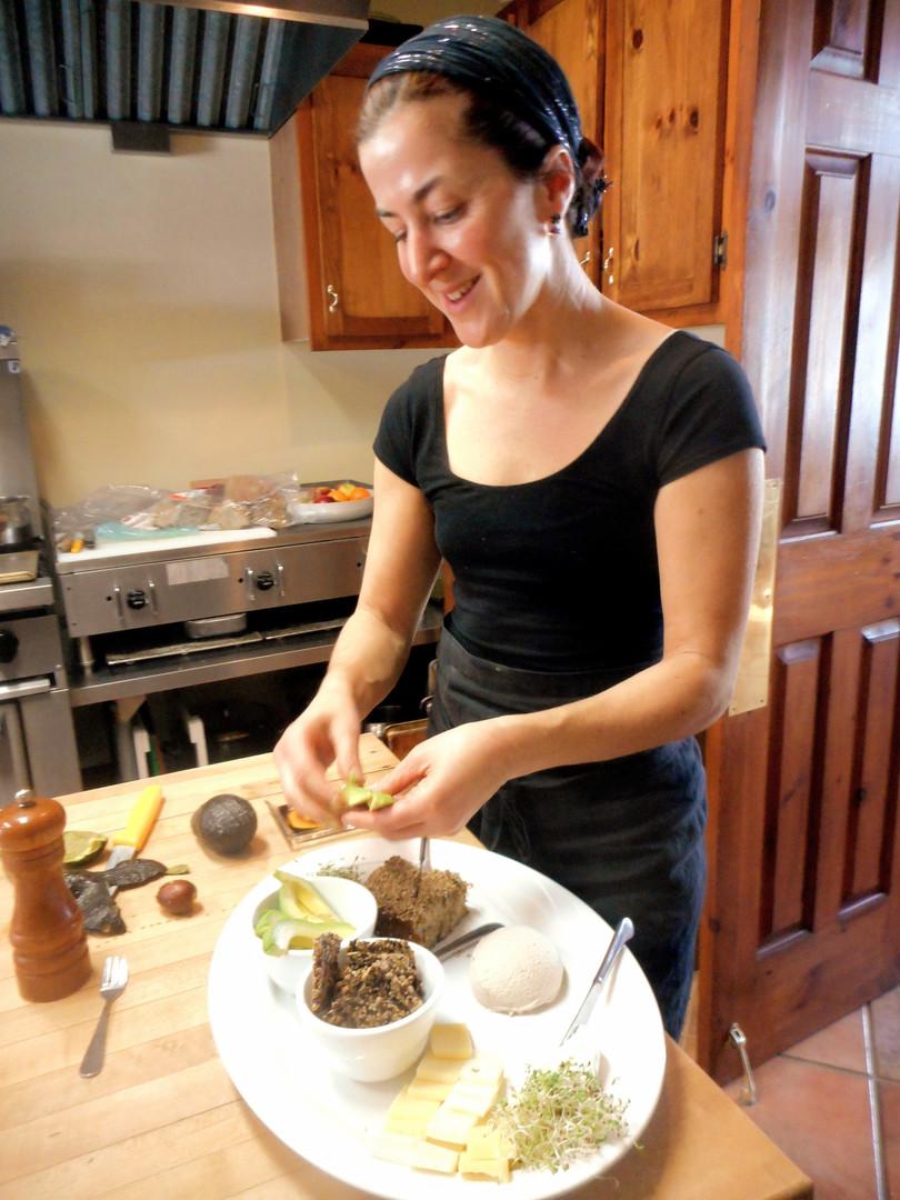 L'Amour de Karine : La vraie cuisine est une forme d'art, un cadeau à partager ~ Oprah Winfrey