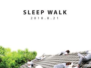 【平面計畫 / 821日】矇眼夢遊 SleepWalk