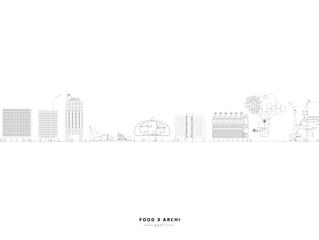 【建築計畫 / 咖啡廚房】