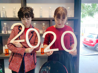 【2020花藝年】工作花絮