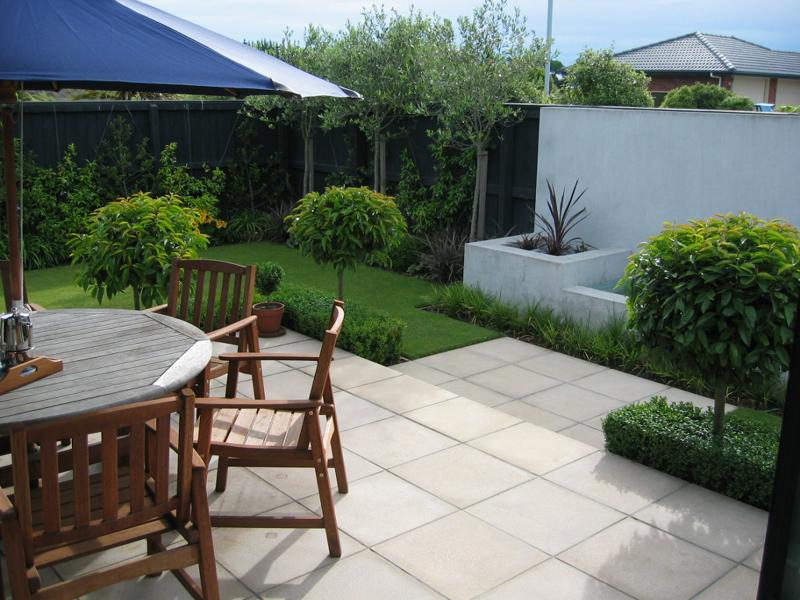 Landscape Design Christchurch H12