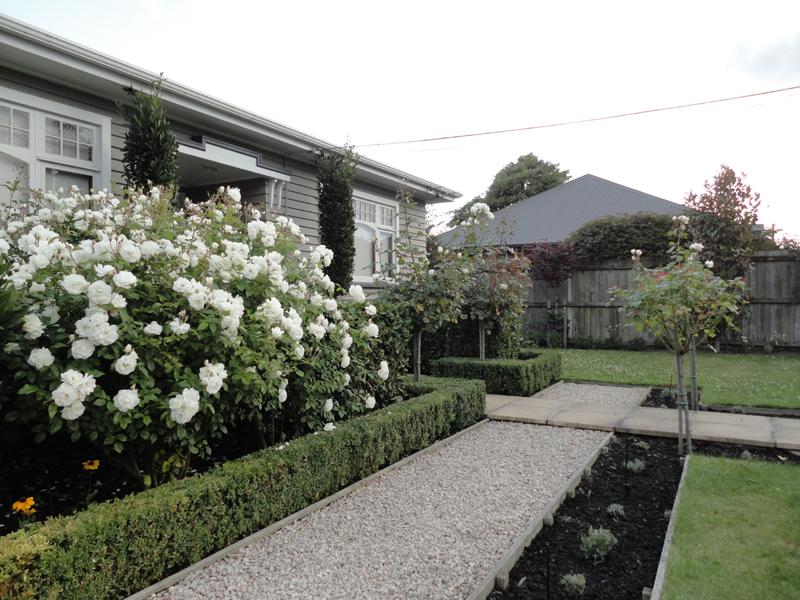 Landscape Design Christchurch H25