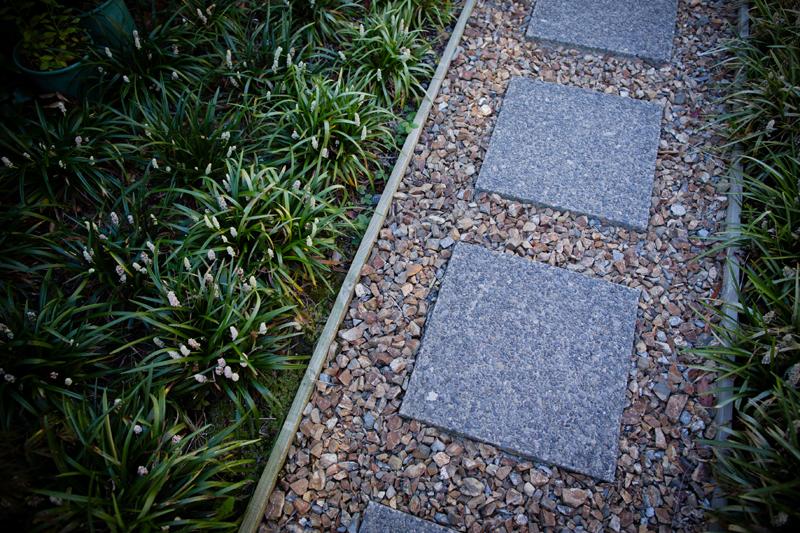 Landscape Design Christchurch paving