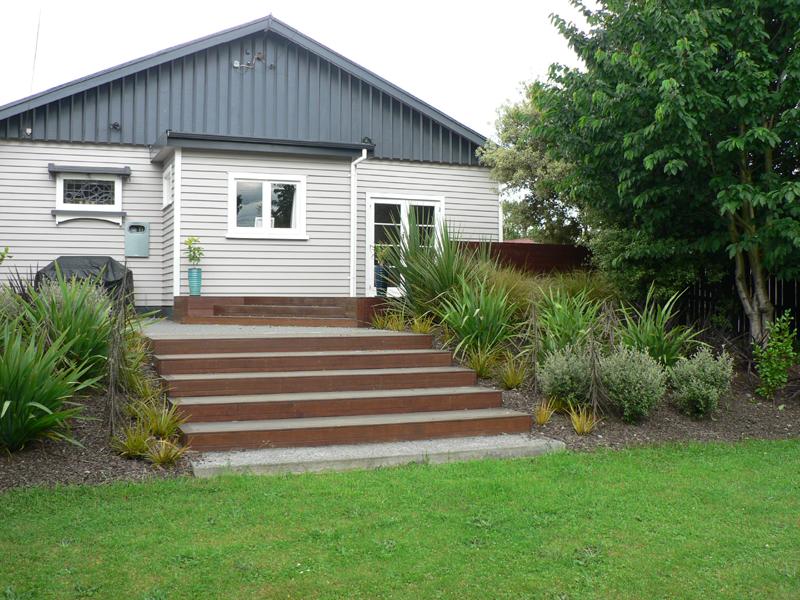 Landscape Design Christchurch H28